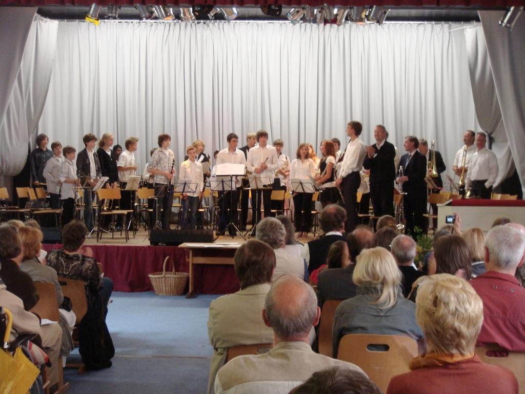 Benefizkonzert der Rudolf Steiner Schule